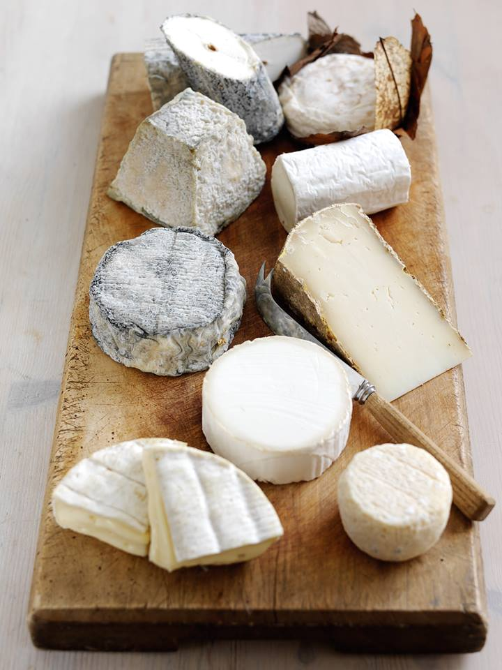 To note French goat cheeses made of raw milk are available in the U.S. only if they are aged over 60 days. & The Cheeses - The Original Chèvre: Goat Cheeses of France